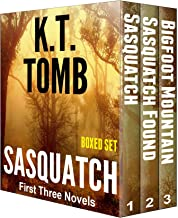 Sasquatch Series: First Three Novels