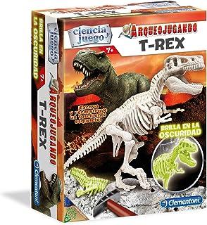 Clementoni- Arqueo Jugando T-Rex (550326)