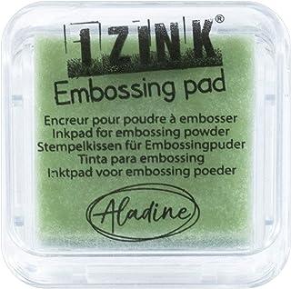 Aladine - Encreur Izink Embossing M - Encreur pour Embossage - Scrapbooking et Carterie Créative - Taille M