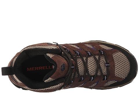 Ventilación Helechos Mediados De Moab Merrell Purpletaupe 2 FgtTqaWRSR