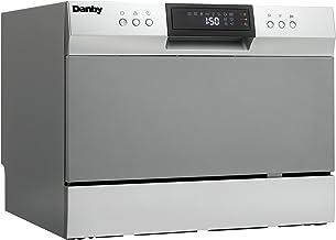 Danby DDW631SDB Countertop Dishwasher, Stainless
