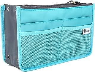 Periea Handbag Organiser - Chelsy - 28 Colours Available - Small, Medium Large (Medium, Bright Blue)