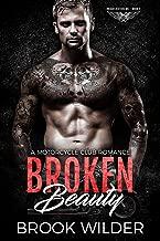 Broken Beauty: A Motorcycle Club Romance (Rough Jesters MC Book 2)