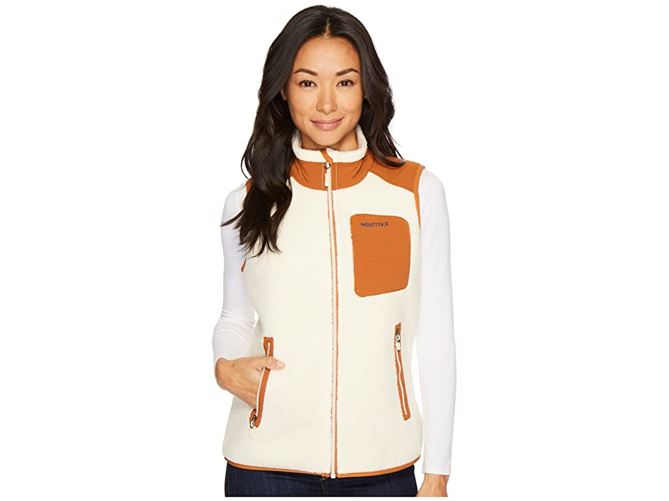 Marmot Wiley Vest (Cream/Terra) Women