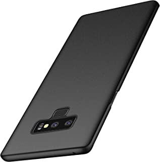 Arkour Galaxy Note 9 Case, Minimalist Ultra Thin Slim Fit Non-Slip Matte Surface Hard PC Cover for Samsung Galaxy Note 9 (Gravel Black)