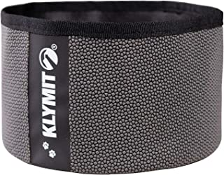 Klymit Travel Dog Bowl (60oz) Durable Material Great for Camping, Hiking, and Backpacking