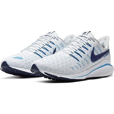 Nike Air Zoom Vomero 14 (White/Blue Void/Photo Blue) Men