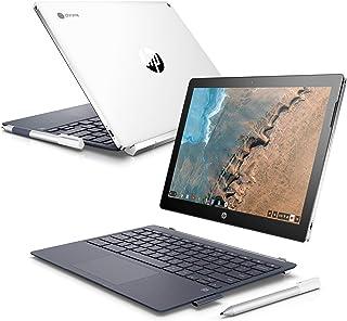 HP ノートパソコン クロームブック タブレット HP Chromebook x2 12 12.3インチ ブライトビュー IPSタッチディスプレイ インテル® Core™ i5 8GB 64GB eMMC 英字キーボード (型番:6VF42PA-AAAA)