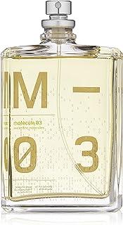Escentric Molecules Molecule 03 Eau de Toilette Vaporizador 100 ml