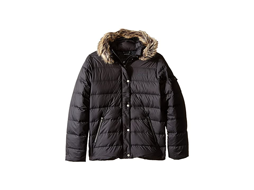 Marmot Kids Hailey Jacket (Little Kids/Big Kids) (Black) Girl