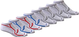 Saucony Men's Performance Comfort Fit Heel Tab Athletic Socks