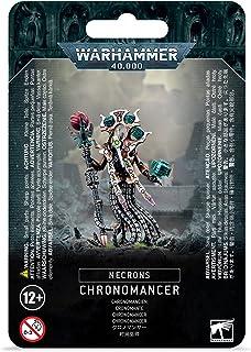 Warhammer 40k - Necron Chronomancien