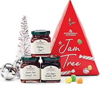Stonewall Kitchen Holiday 2020 Jam Tree Gift Set