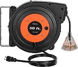 50 amp power cord reel