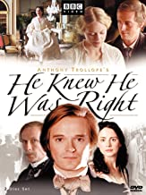 He Knew He Was Right (DVD)