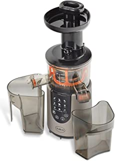 RGV Juice Art Digital 110851- Extractor de zumo Digital, color plateado