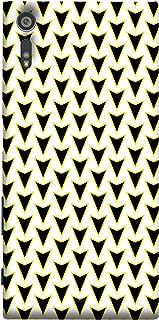 غطاء حماية لهاتف سوني اكسبيريا اكس زد من كولور كينغ - بنقوش اسهم، متعدد الالوان