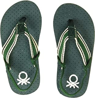 United Colors of Benetton Boy's 16a8cffpb277i Flip-Flops