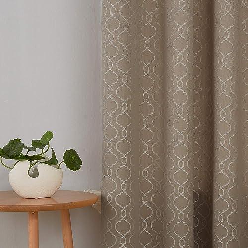 Khaki Curtains Amazon Com