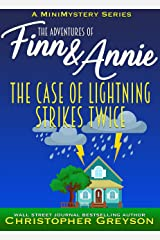 The Case of Lightning Strikes Twice: A Mini Mystery Series Kindle Edition