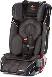 Diono Radian RXT All-in-One Convertible Car Seat, For Children from Birth to 120 Pounds, Shadow