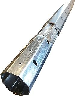 Acero enrollable de onda & SW40alargador telescópico para persianas y toldos