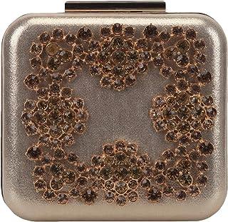 Fawziya Crystal Handbags Shiny Clutch Purses For Women Evening Bags