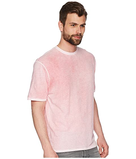 True Grit Topanga Combed Cotton and Hand Treated Wash Short Sleeve Crew Neck Tee Soft Red Buy Cheap Websites dxzMC