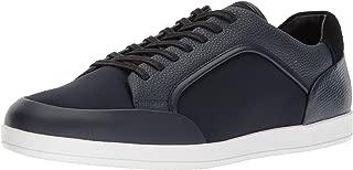 Calvin Klein Men's Mason Brushed Leather Sneaker