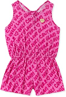 Juicy Couture Baby Girls Romper