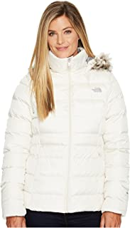 white bubble jacket