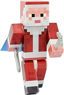 EnderToys Santa Claus Action Figure Toy, 4 Inch Custom Series Figurines