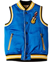 Stella McCartney Kids - Reversible Guitar Vest (Toddler/Little Kids/Big Kids)