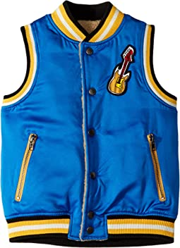 Reversible Guitar Vest (Toddler/Little Kids/Big Kids)