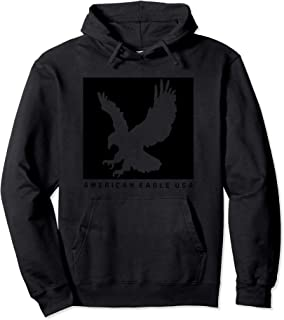 American Eagle USA #12 Pullover Hoodie