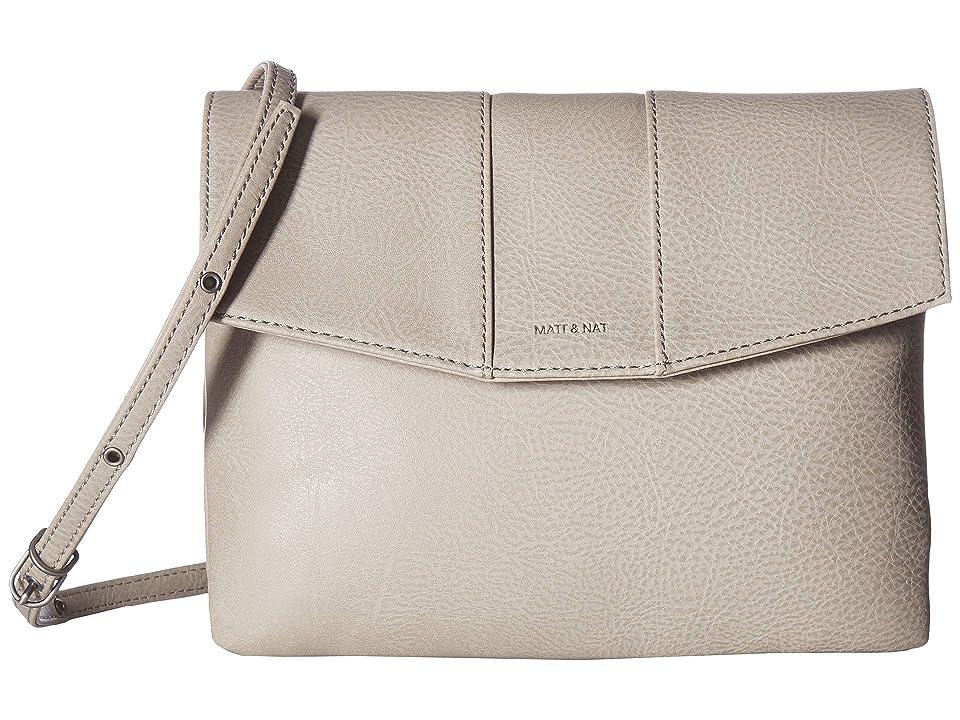 Matt & Nat Dwell Eeha (Cement) Handbags