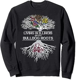 Mississippi State Bulldogs Living Roots illinois Sweatshirt