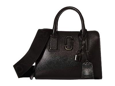 Marc Jacobs Little Big Shot DTM (Black) Handbags