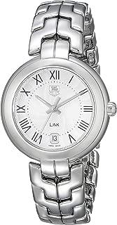 Women's WAT1314.BA0956 Analog Display Quartz Silver Watch