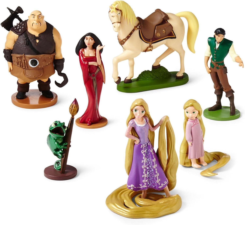 Disney Rapunzel 7pc. Figure Set by Disney