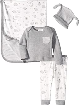 Counting Sheep Four-Piece Gift Set (Infant)