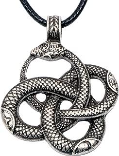 Best mens snake pendant Reviews