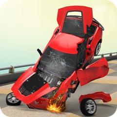 Road Bump Drive Car Crash