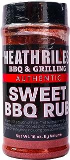 Heath Riles BBQ (Sweet BBQ Rub)