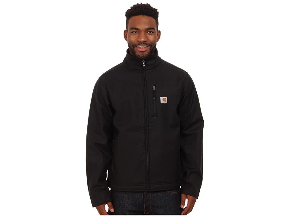 Carhartt Big Tall Quick Duck(r) Pineville Jacket (Black) Men