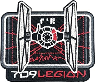 Star Wars 709th Red Fury Legion First Order Empire Sew On Patch