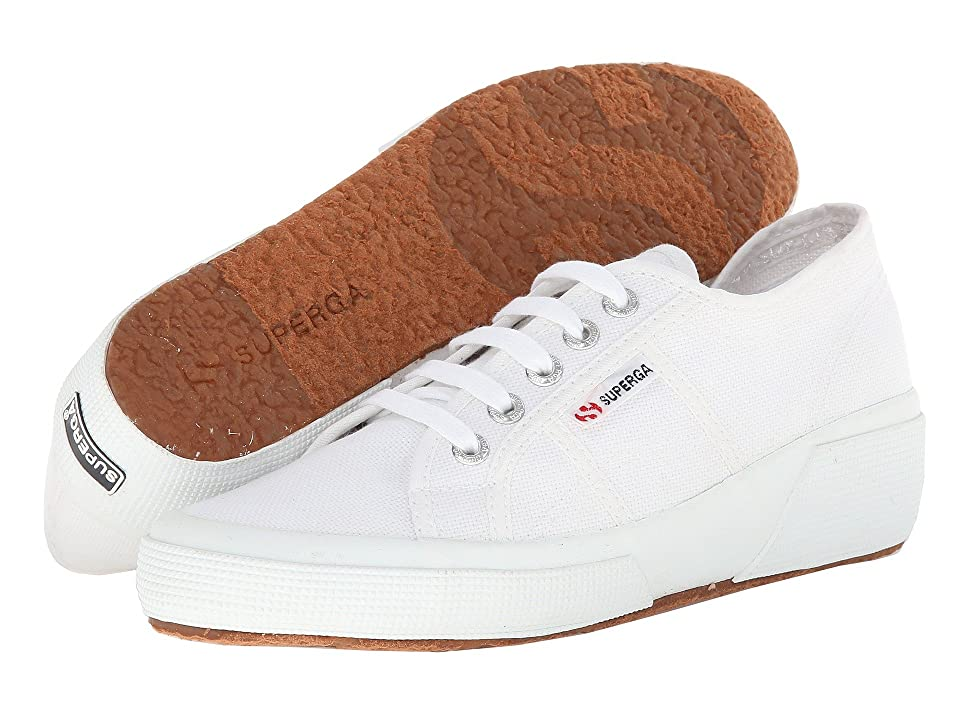 Superga 2905 Cotw Linea Up And Down (White) Women