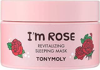 TONYMOLY I'm Rose Revitalizing Sleeping Mask, 1 ct.