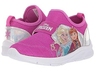 Josmo Kids Frozen Mesh Sneaker (Toddler/Little Kid) (Purple) Girl