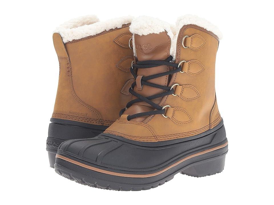 Crocs AllCast II Boot (Wheat) Women